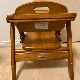 ローチェア 大和屋 子ども 椅子 - 家具