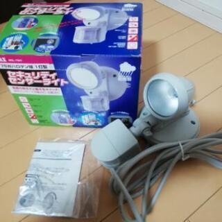 【新品】セキュリティセンサーライト