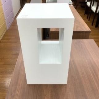 【トレファク南浦和】サイドテーブル ホワイト