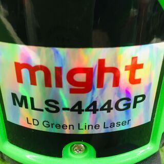 マイト工業 MLS-444GP レーザー墨出し器【リライズ野田愛宕店】【中古】 - 売ります・あげます