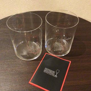 リーデル H2O 414/2 ウイスキーグラス
