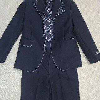 男の子用 卒園式・入学式のスーツセット