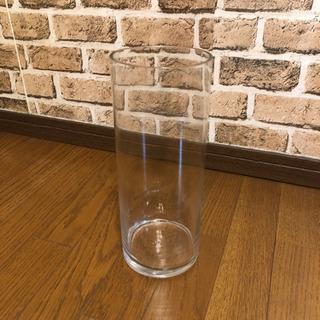 ベイシリンダー ガラス花器(花瓶)