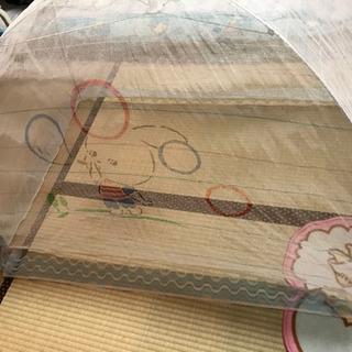 昭和レトロ ベビー 蚊帳 かや