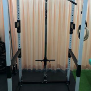 アイロテック パワーラックとバーベル一式セット(140kg)