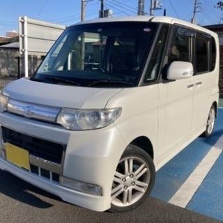 ☆車検R3年8月☆22年式 タントカスタムRS☆パワースライドド...