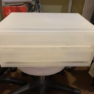 【ネット決済】無印 引き出し 収納ボックス