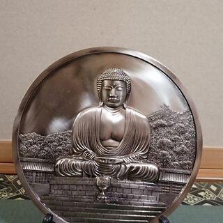 鎌倉大仏殿 プレート置物