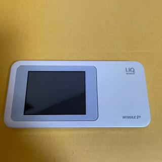 speed Wi-FiNEXT   W01