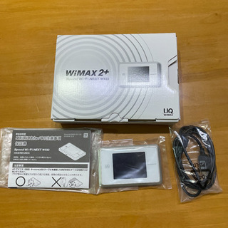 WiMAX2+   WX03