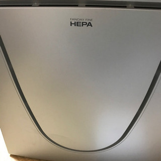 TWINBIRD空気清浄機hepaACー4357