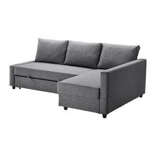 IKEA FRIHETEN フリーヘーテン ソファベッド