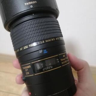タムロン TAMRON SP AF90mm F/2.8 Di M...