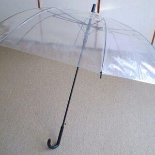 ビニール傘 ワンタッチ式 65cm