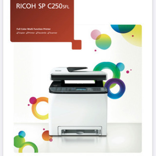 【ネット決済・配送可】RICOH A4カラーレーザープリンター ...