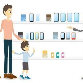【未経験者歓迎】格安携帯ショップ店員の募集