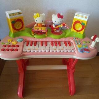 キティちゃん 電子ピアノ