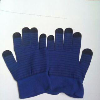 滑り止め付き手袋