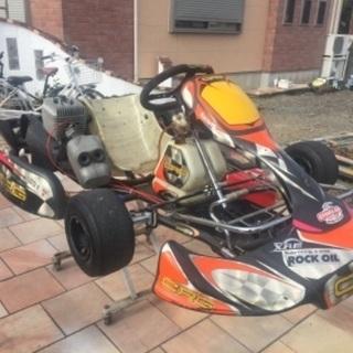 CRG レーシングカート