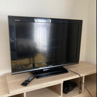 液晶テレビ REGZA 32型 2009年製