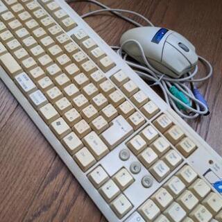 キーボードとマウスのセット①