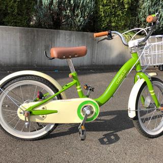 【ネット決済】子供用自転車 16インチ 補助輪あります