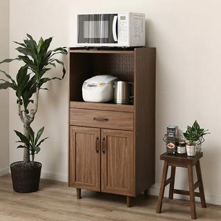 食器棚  (電子調理器棚付き)