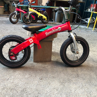 ヘンシンバイク 12.5インチ 5,500円(税込)