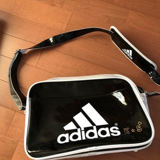 ミニバス スポーツ エナメルバッグ adidas
