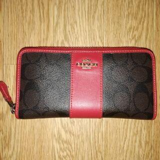 COACHの長財布