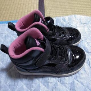 バンス ハイカット 19cm - 靴/バッグ