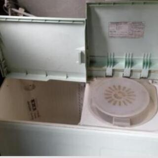本日6/18 お礼1000円お渡し 洗濯機 NEC  92年製 ...
