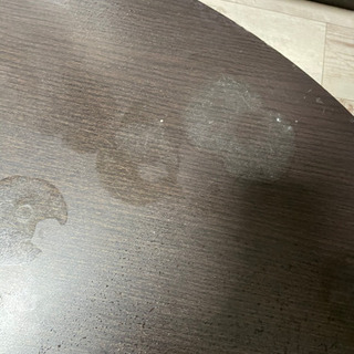 ローテーブル譲ります