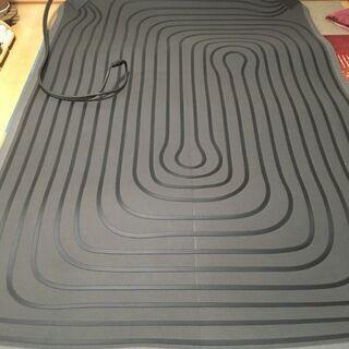 コロナ 床暖房用 ソフトパネル 3畳用(170×255cm)中古...