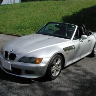 3月9日までに名義変更可能な方!BMW Z3 ロードスター…