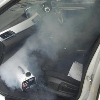 感染予防に車を除菌しませんか❓