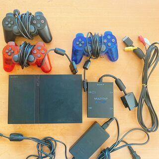PS2本体セット