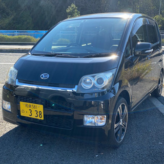 【激安】全部込み込み25万円!乗って帰れます!ムーブカスタム 車...