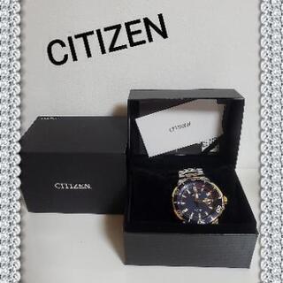 お値下げ 新品 CITIZEN 海外モデル メンズ腕時計