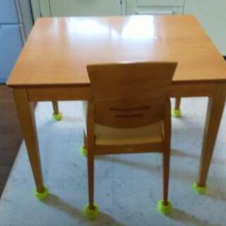 (取引中)テーブルの画像