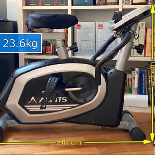 アルインコ フィットネスバイク プログラムバイク6215 …
