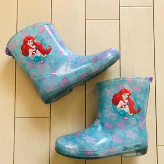 アリエルレインブーツ 長靴 キッズ 女の子