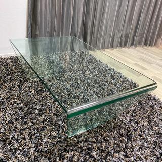moda en casa ガラステーブル