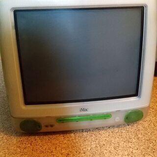 初代iMac(グリーン)ジャンク品