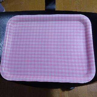 ☆可愛いピンクのトレイ☆