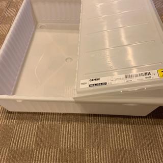 クリアケース(IKEA、GIMSE)