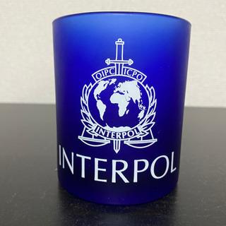 インターポールのグラスカップ【本物です】
