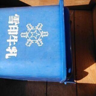 雪印 牛乳ボックス 保温