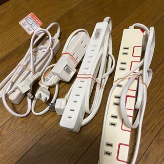電気のコンセント一つ300円