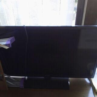 決定しました。  テレビ ジャンク品2台